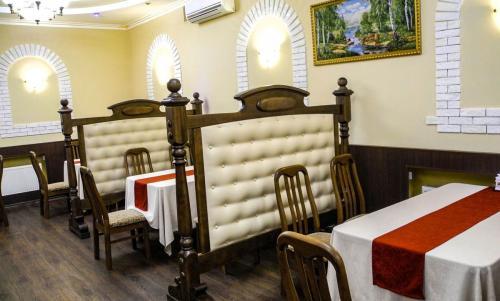 Бакетный зал в ресторане Каспий Луганск ЛНР